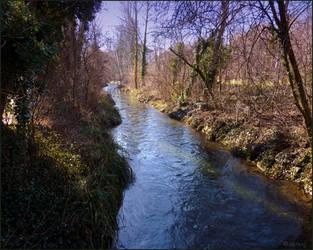 Brook by Lupsiberg