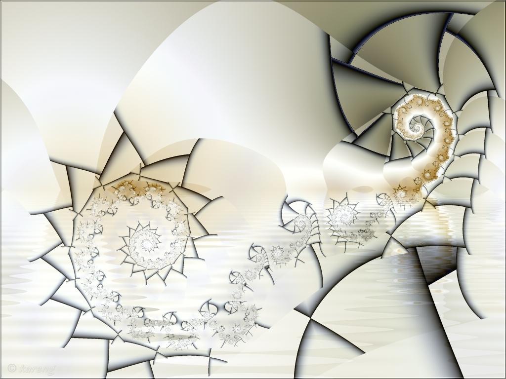 UF-Winter Spirals by Lupsiberg