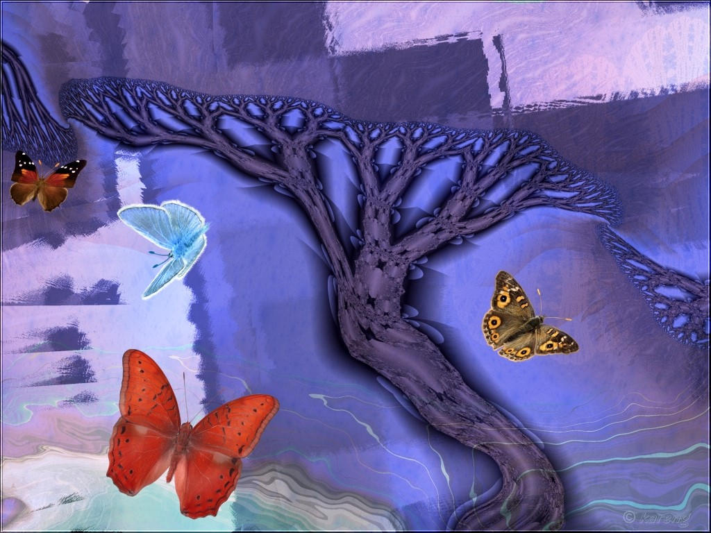 UF-Butterfly Challenge by Lupsiberg