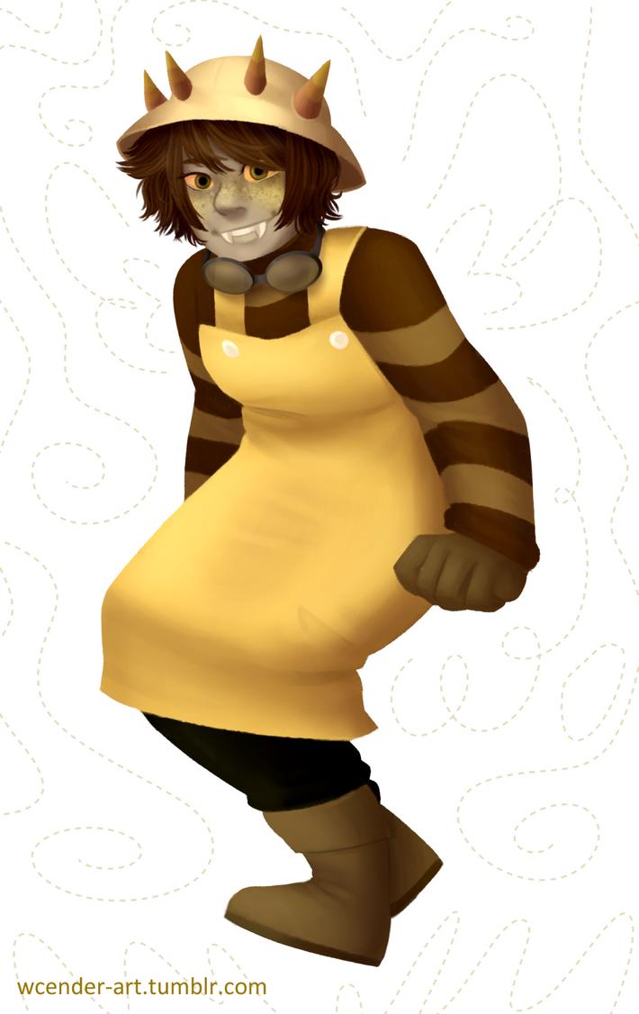 Beekeeper by wcender
