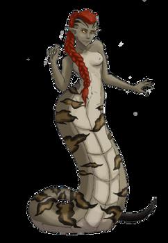 Female Naga