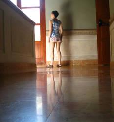 Marble Hallway 2