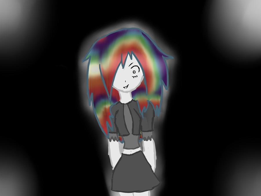 Rainbow Dash 2 ..::DISCORDED::.. by AnimeGurl1012