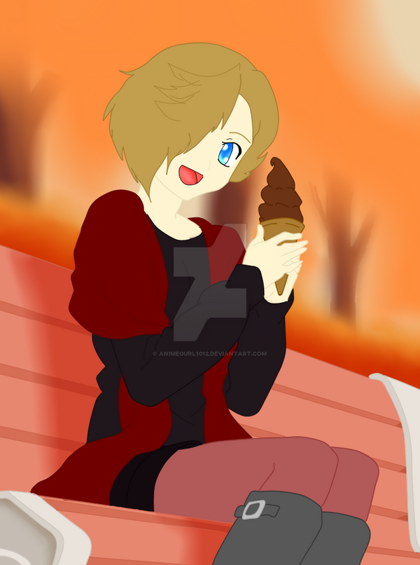 [SP] ..::Ice Cream in the Park::.. Annie Bartlett by AnimeGurl1012
