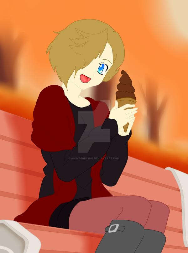 [SP] ..::Ice Cream in the Park::.. Annie Bartlett by AnimeGurl1012
