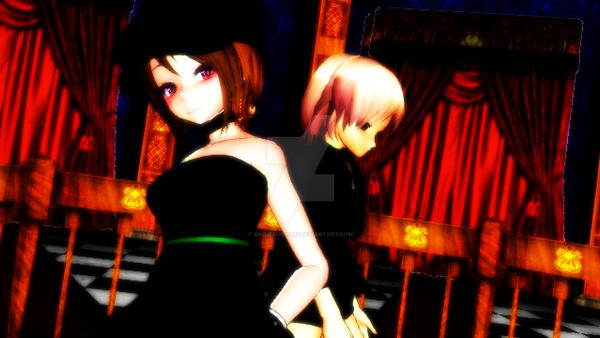 [MMD] Torn between Despair and Hope by AnimeGurl1012