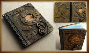 Steampunk Notebook II
