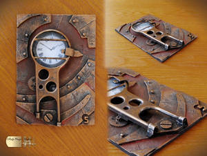 Steampunk ACEO V