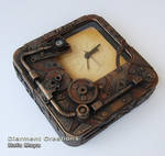 Steampunk Clock III