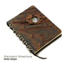 Steampunk Notebook 1909b by Diarment