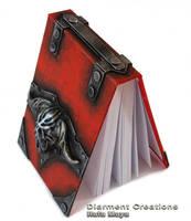 Dark Demon Notebook by Diarment