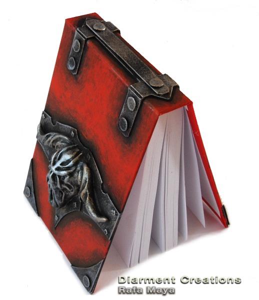 Dark Demon Notebook