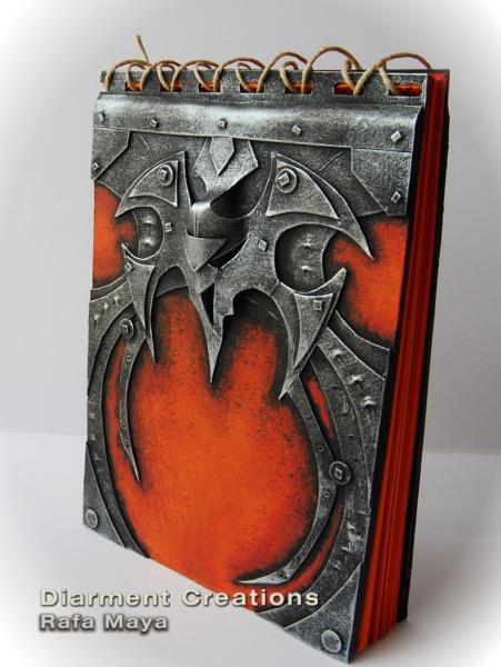 Iron Mask Notebook