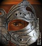 Steampunk Mask III