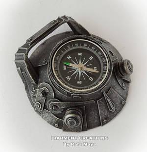 steampunk compass II