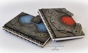 Mechanical Notebooks by Diarment