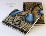 Steampunk Machinery Notebooks
