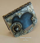 Steampunk Notebook Tech 1
