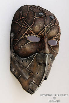 Earthy Metal Mask