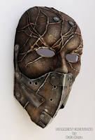 Earthy Metal Mask by Diarment