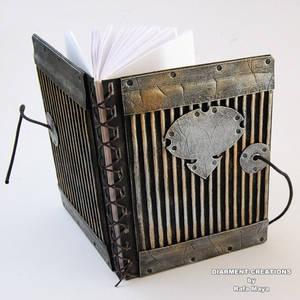 Notebook Metal Plates