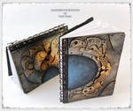 Steampunk sketchbooks