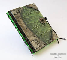 Notebook Green by Diarment