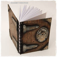 Notebook Old wood 2 by Diarment
