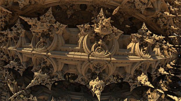 Fractal cathedral