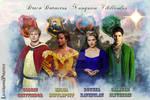 Hogwarts Four Founders