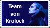 TdV- Team von Krolock stamp