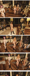 Final Skyrim LE photoshoot by Implicit-Bookcarrier