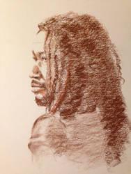 Ernesto Study by PaintedLiLy