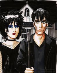 british gothic.
