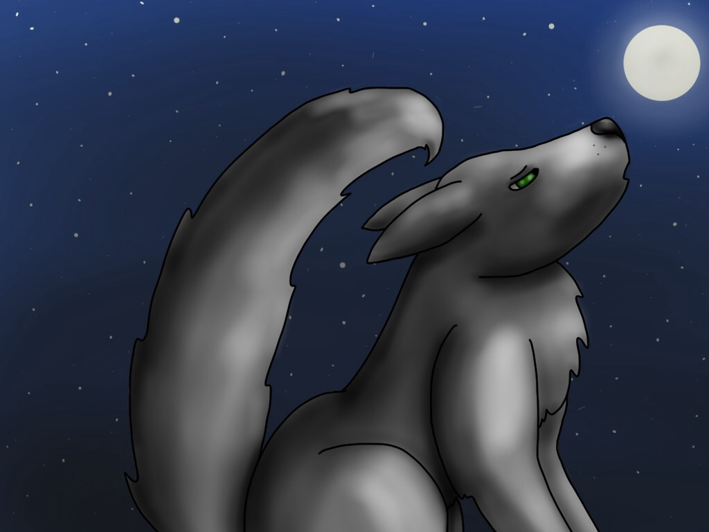 Lonely Howling by Ciao-Arrivederci