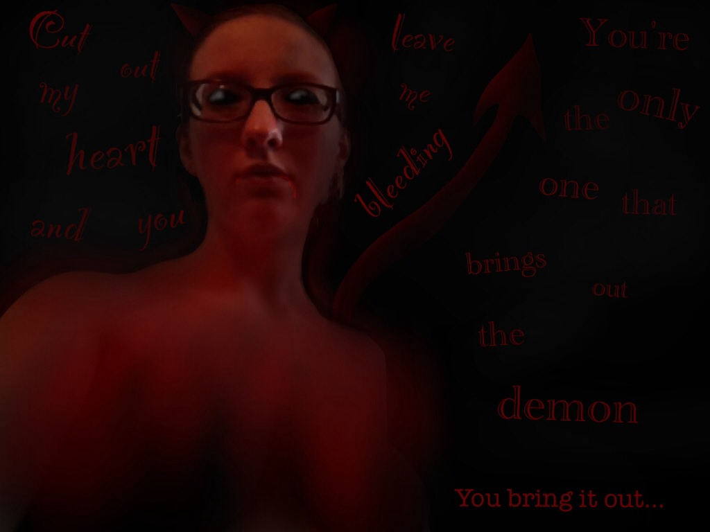 You Bring Out the Demon by Ciao-Arrivederci