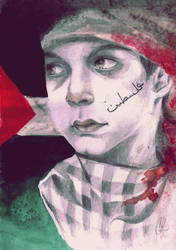 Save Palestine by meLzone