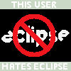 This User Hates Eclipse