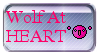 Wolf At Heart Stamp by Thunder113377