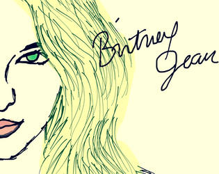 Britney Spears by Dontbelievefool