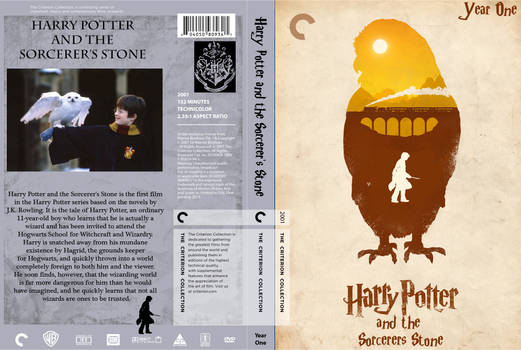 Harry Potter and the Sorcerer's Stone - Criterion