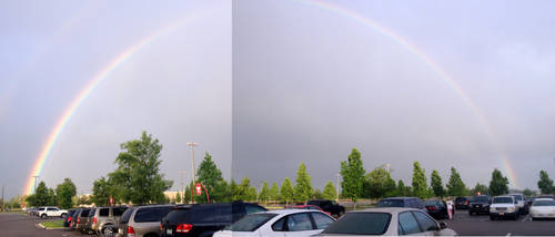 iPhone Rainbow