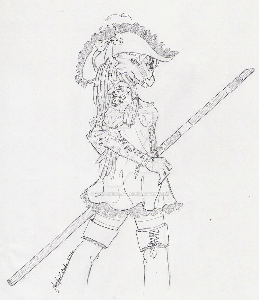 female dragonborn coloring pages - photo#20