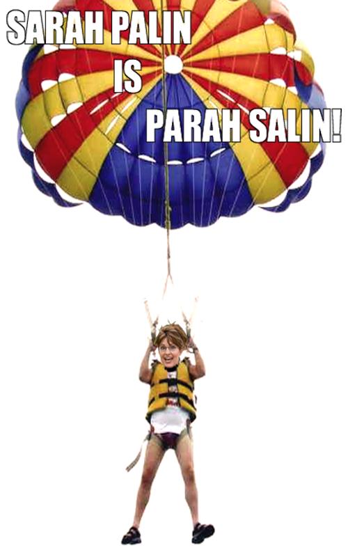 Sarah Palin is... by Jurobei
