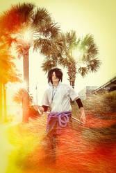 Sasukegrass by GeekBoyCosplay