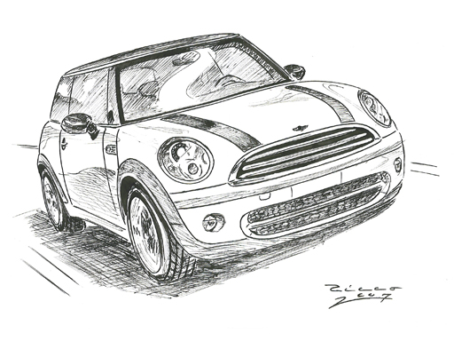 Mini Cooper D By Judge Design