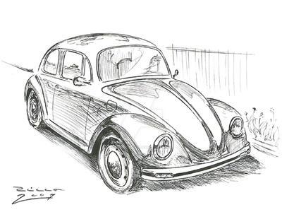 volkswagen beetle by judge