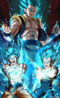 The strongest fusion by whoareuu