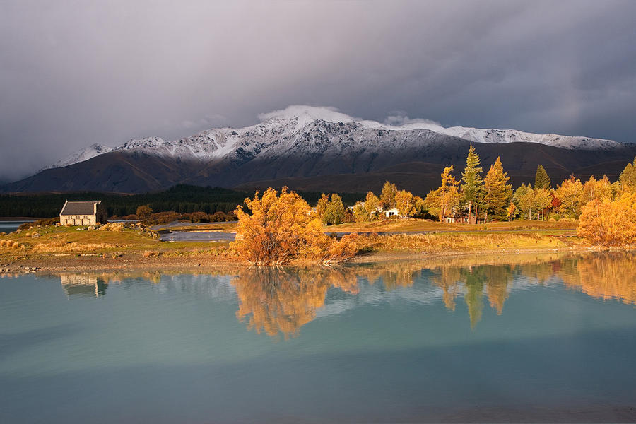 Tekapo Alight by chrisgin