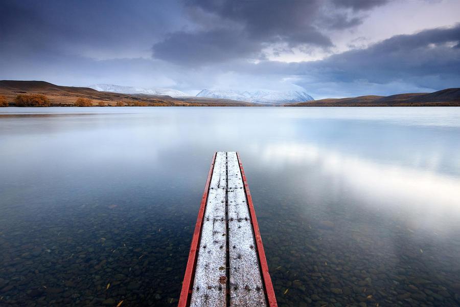 Lake Alexandrina by chrisgin
